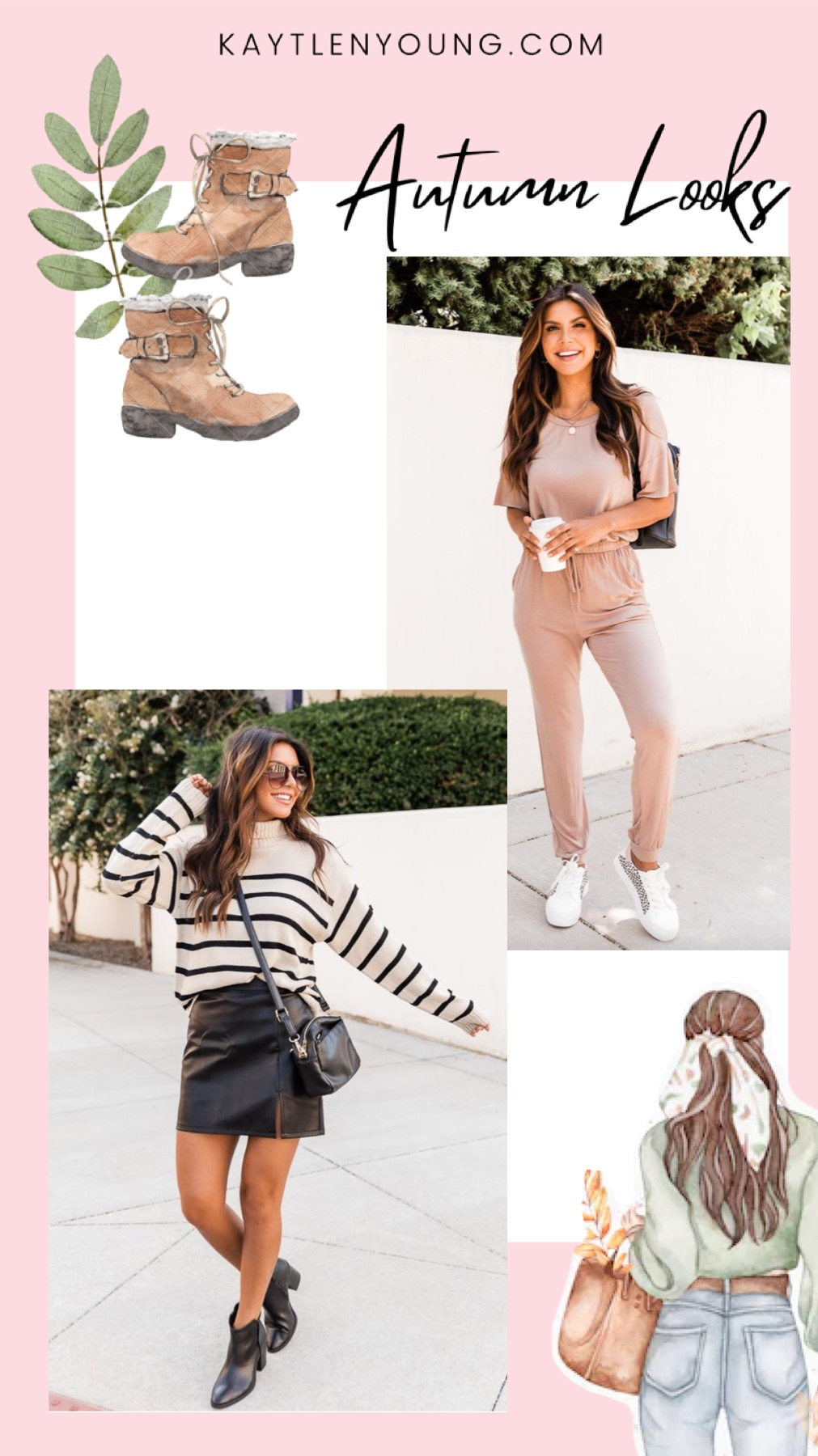 Autumn Looks from Pink Lily